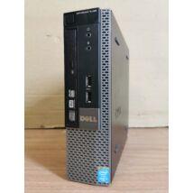 DELL OPTIPLEX 9020 USDT, I5-4590S CPU, 4GB DDR3, 500GB HDD, USB 3.0, WIN7 / WIN 10