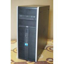 HP Compaq Elite 8000 CMT, E7500 2 X 2,93 GHz, 8GB DDR3, 500GB HDD, DVD RW, 768MB VGA, USB 3.0, DVD