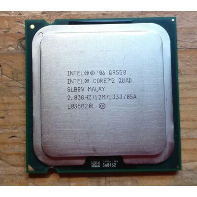 Intel Core 2 Quad Q9550 2.83GHz LGA775 Processzor