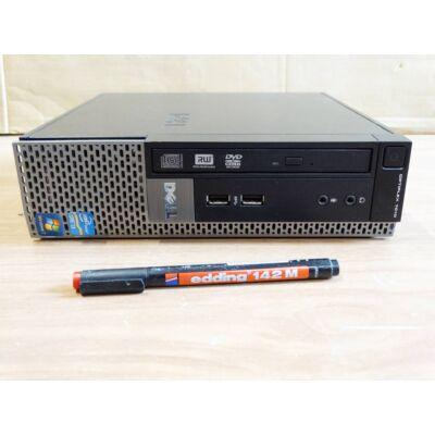 DELL OPTIPLEX 7010 USFF, Mini PC, I5-3330 CPU, 4GB DDR3, 250GB HDD, DVD RW