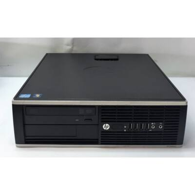 HP Compaq Elite 8300 SFF PC, LGA 1155, G CPU, DVD RW, USB 3.0,