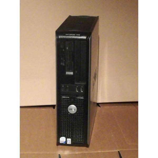 Dell Optiplex 745 SFF, E6500,4GB, 250GB HDD, Win 7