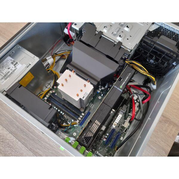 Fujitsu Celsius M740,E5-2667 v3 (Octa-Core ) 32GB DDR4,240GB SSD, 8GB VGA,Win 10