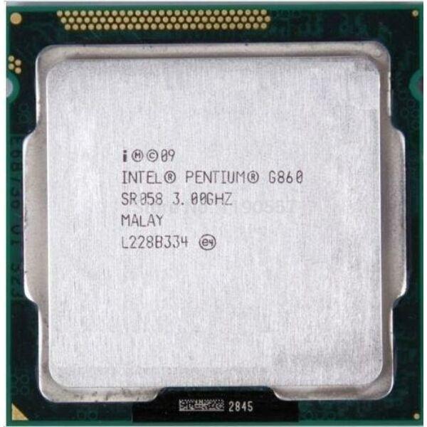 Intel Pentium Processor G860 (3M Cache, 3.00 GHz) LGA1155