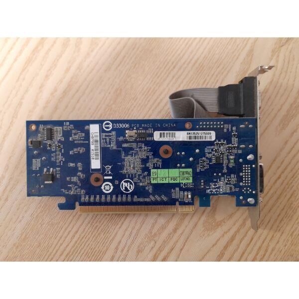 GIGABYTE GeForce 210 1GB TC 512MB GDDR3 64bit Videokártya