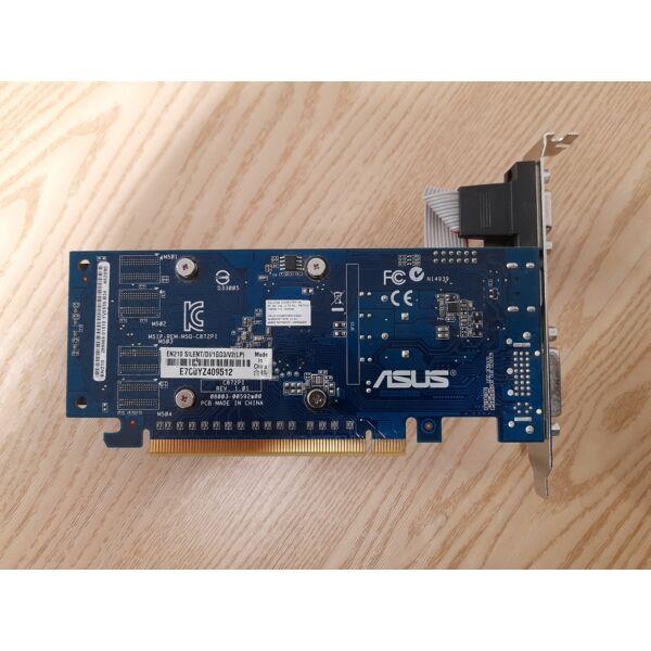 Nvidia GeForce 210 1GB GDDR3 64bit  Videokártya