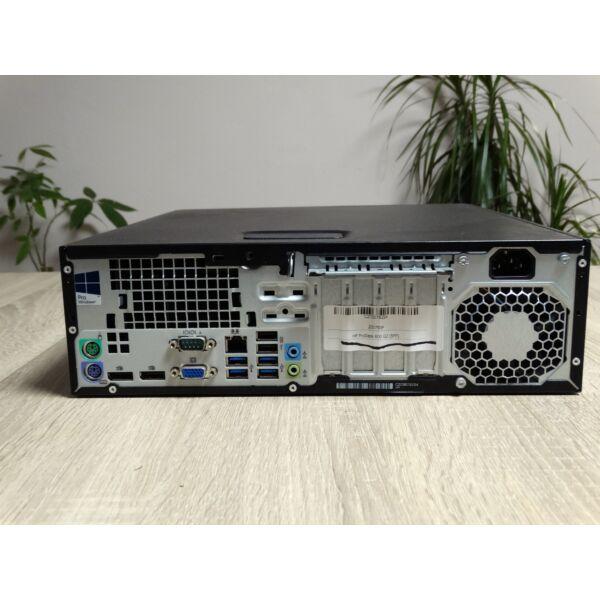 HP ProDesk 600 G2 SFF félkonfig