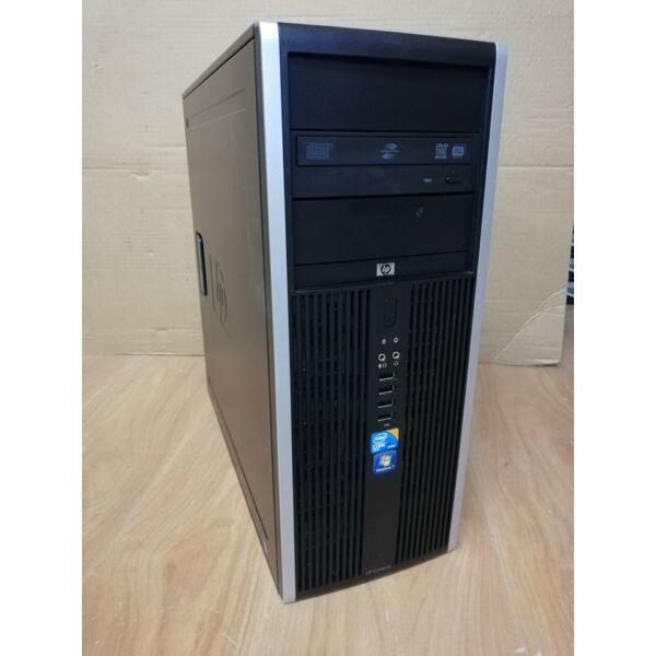 HP Elite 8100 (Tower) i5-750,8GB memória, 500GB HDD,4GB VGA