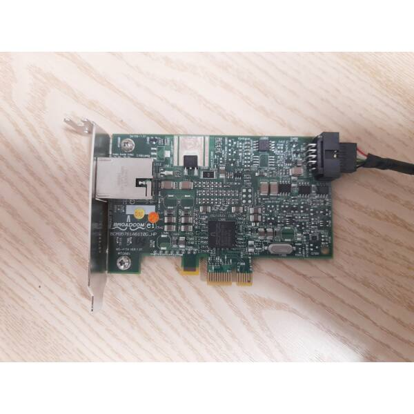 HP Broadcom Gigabit Pci-e Network Ethernet Card