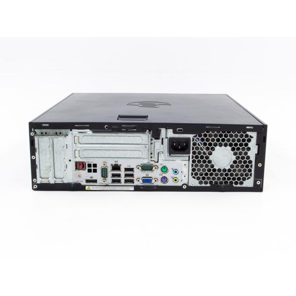 HP rp5800 SFF, I3-2120, 4GB memória, 500GB HDD,Win10