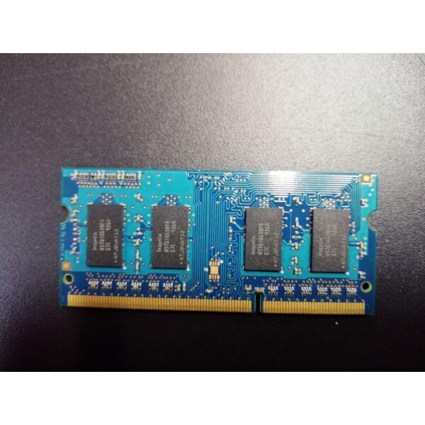 Hynix 1GB DDR3 1066MHz laptop memória