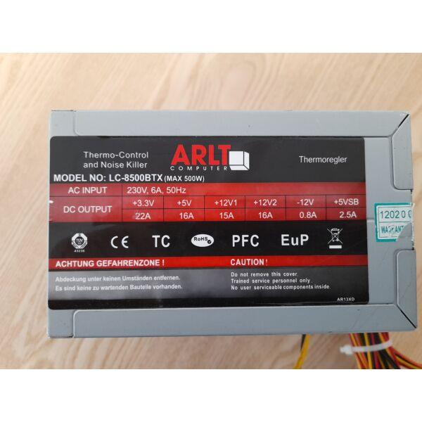 LC8500BTX 500Watt tápegység