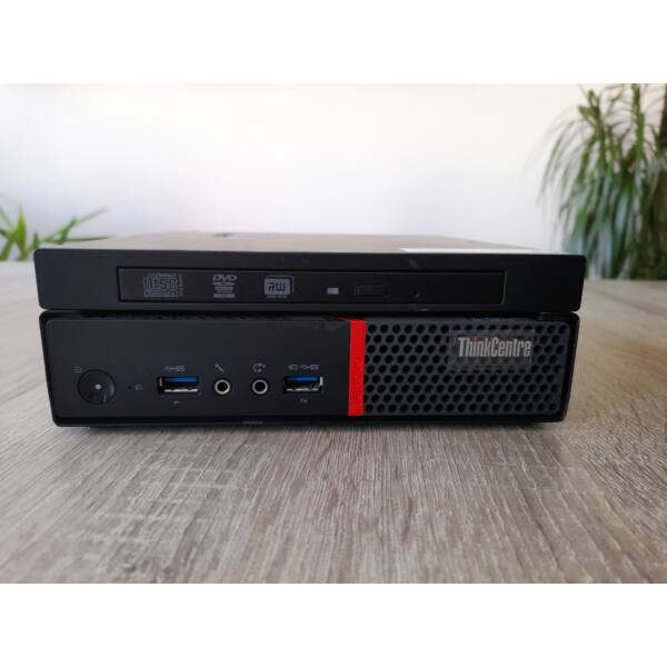 LENOVO ThinkCentre M900 tiny, i5-6500T,8GB DDR4,500GB HDD,Win 10
