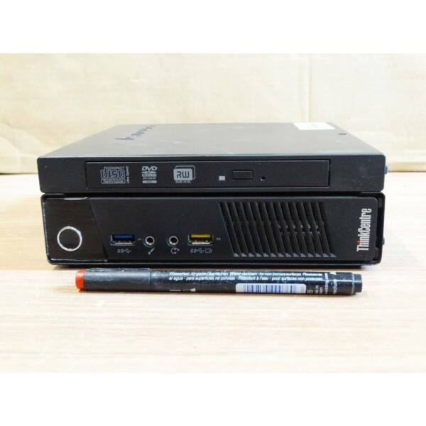 Lenovo M93p Tiny,  I7-4765T CPU, 8GB DDR3, 500GB SSHD, USB 3,0, WIN 10