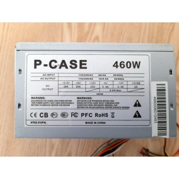 P-CASE 460Watt tápegység