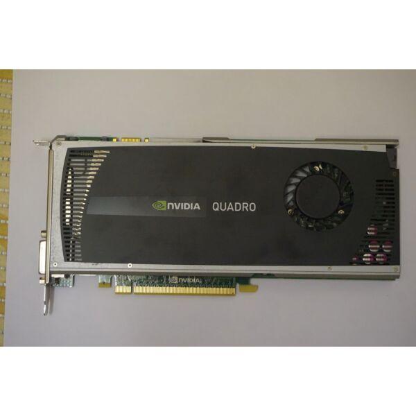 Nvidia Quadro 4000 2GB GDDR5 256bit Videokártya
