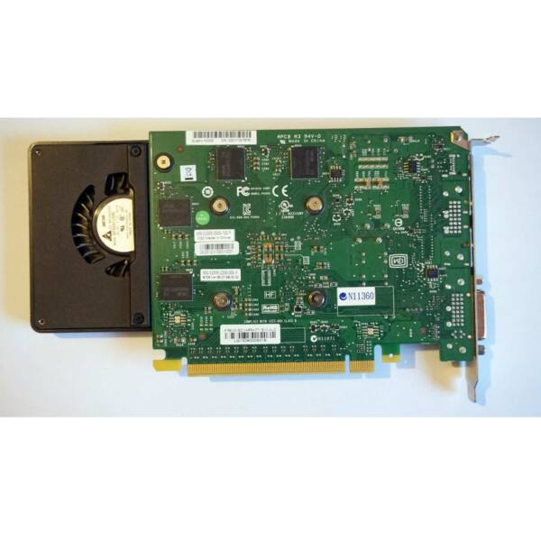 Nvidia Quadro K2000 2GB GDDR5 128bit PCIe Videokártya
