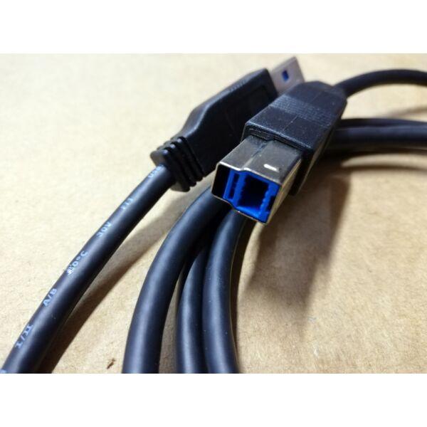 USB 3.0 Nyomtató Kábel