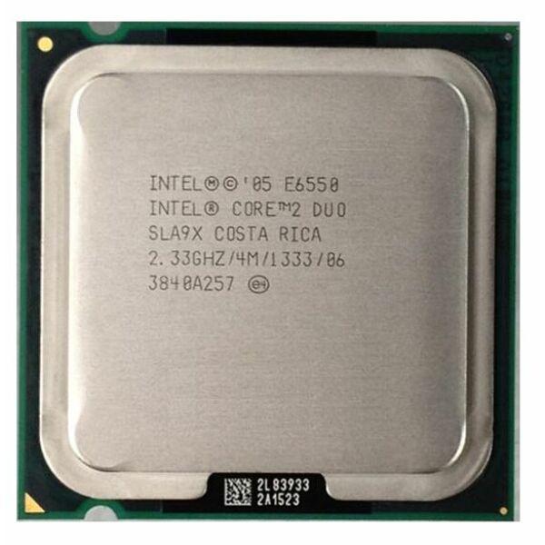 INTEL CORE 2 DUO E6550 DUAL-CORE 2.33GHZ 4M L2 CACHE 1333MHZ FSB LGA775