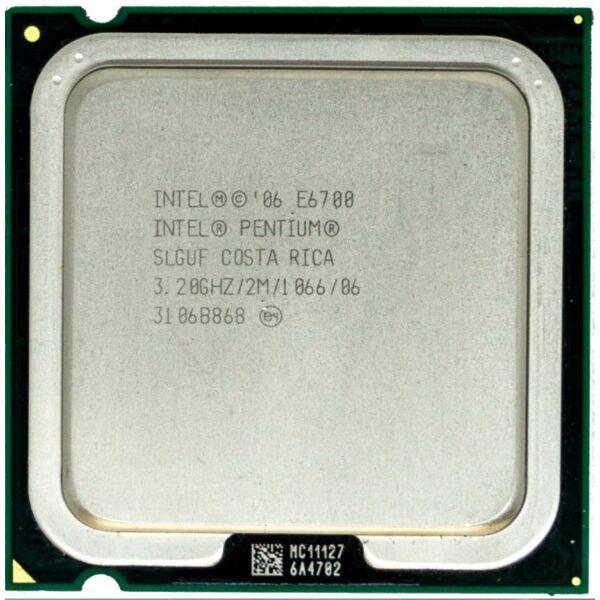 Intel Pentium Dual-Core E6700 3.2GHz LGA775