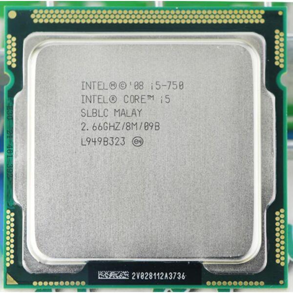 INTEL CORE I5-750 2.66GHZ LGA1156 PROCESSZOR