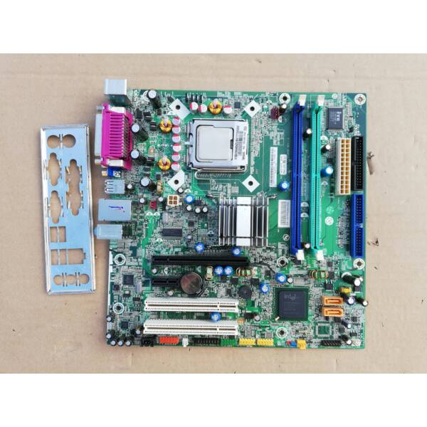 Lenovo ThinkCentre A55  alaplap, cpu, hátlap