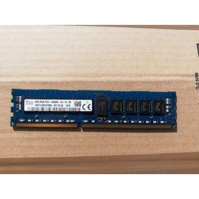 SK Hynix 1x 8GB DDR3-1866 RDIMM PC3-14900R Dual Rank x8 Module