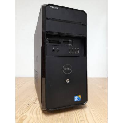 Dell Vostro 430 MT,I5-750,4GB DDR3,500GB HDD,1GB VGA,Win10