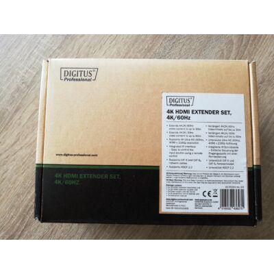 DIGITUS DS-55204 Extender HDMI up to 30m/60m Cat.6/7 4K2K 60Hz UHD