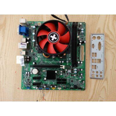 MSI MS-7748 alaplap alaplap +AMD A8-3820 Quad-Core,rézmagos hűtő,hátlap