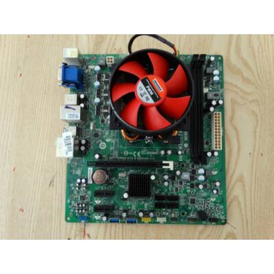 MSI MS-7748 alaplap FM1 alaplap +AMD A6-3600 Quad-Core,rézmagos hűtő