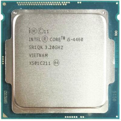Intel Core i5-4460 Processor (6M Cache, up to 3.40 GHz)