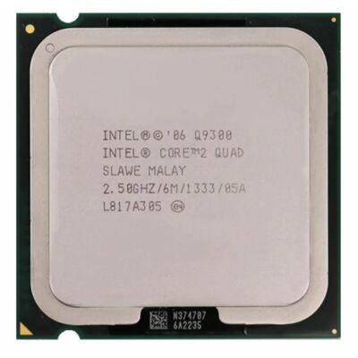 Intel Core 2 Quad Processor Q9300 6M Cache, 2.50 GHz