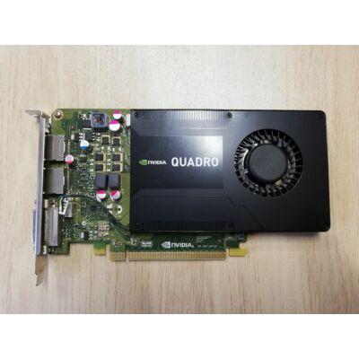 Nvidia Quadro K2200 4GB GDDR5 128bit PCIe Videokártya