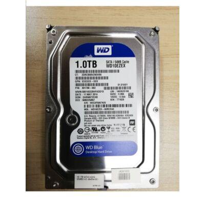 Western Digital Caviar Blue 3.5 1TB 7200rpm 64MB SATA3 (WD10EZEX) merevlemez