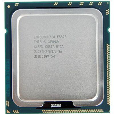 Intel Xeon Processor E5520 8M Cache, 2.26 GHz 4 mag 8 szál