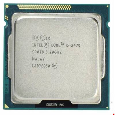 Intel Core i5-3470 Processor (6M Cache, up to 3.60 GHz)