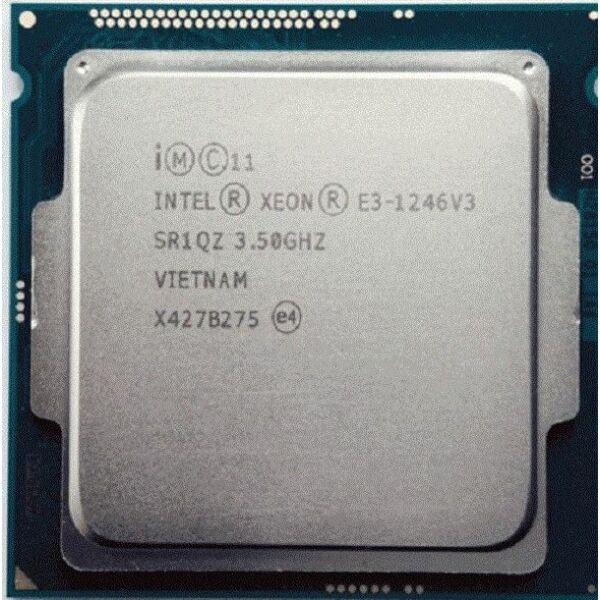 Intel Xeon Processor E3-1246 v3 8M Cache,3.50-3.90GHz