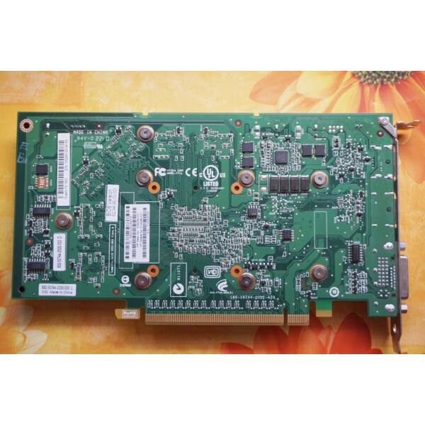 Nvidia Quadro FX1800 768MB 192bit GDDR3 Videokártya