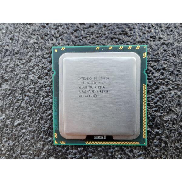 Intel Core i7-920 Processor (8M Cache, 2.66 GHz, 4.80 GT/s Intel QPI)